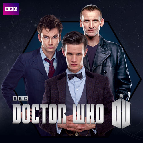 Doctor Who: Nine, Ten and Eleven