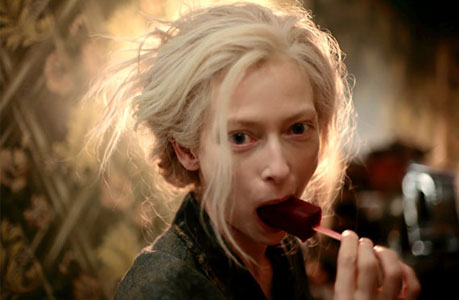 Tilda Swinton in 'Only Lovers Left Alive'