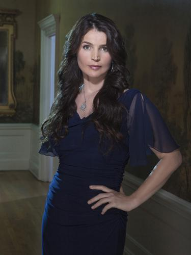 Julia Ormond in Witches of East End. (Lifetime)