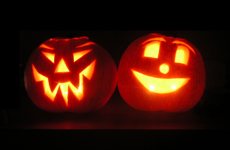 Halloween can be a scary bit of fun, especially if you celebrate it with properly American exuberance. (Photo: Creative Commons)