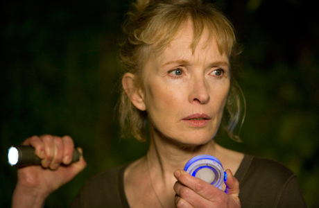Lindsay Duncan in the 2009 'Doctor Who' special 'The Waters of Mars' (Photo: BBC)