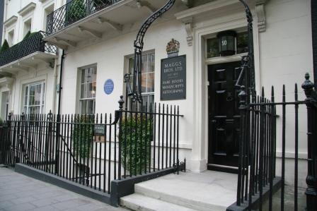 50 Berkley, London