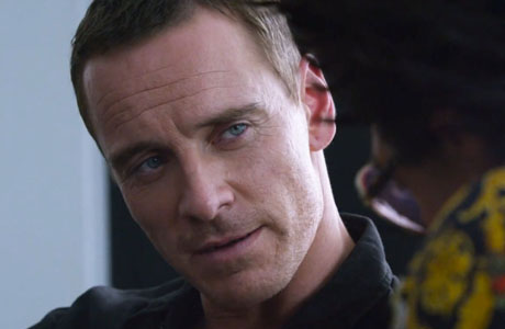 Michael Fassbender in The Counselor. (Chockstone Pictures)