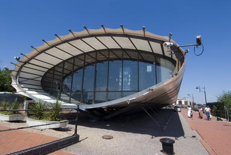 Tourism Information Centre. (AP)