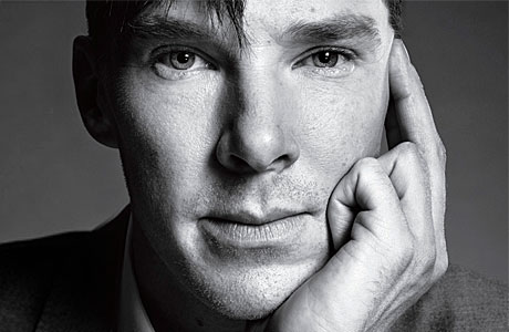 Benedict Cumberbatch, from the cover of Time magazine (Paola Kudacki)
