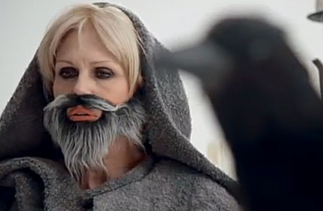 Joanna Lumley in 'Game of Thrones'. Ish.