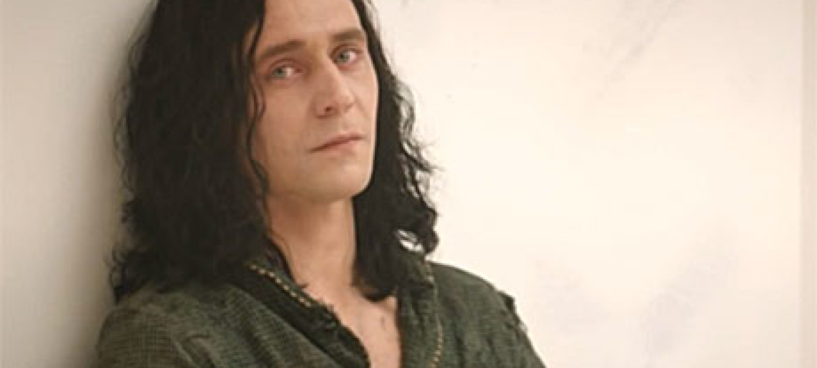 Tom Hiddleston as Loki in 'Thor 2: The Dark World'
