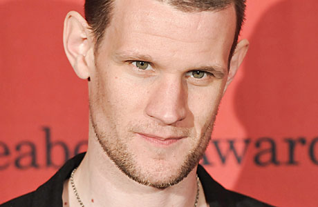 "Matt Smith: ""Who's a psycho?"" (Photo by Evan Agostini/Invision/AP)"