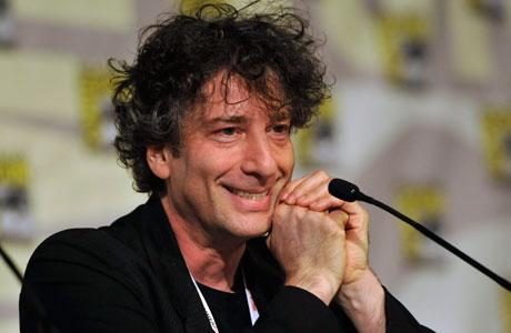 Neil Gaiman (AP Images)