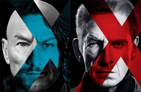Sir Jamtrick Stewvoy and Sir Michian McKessbender in X-Men: Days of Future Past
