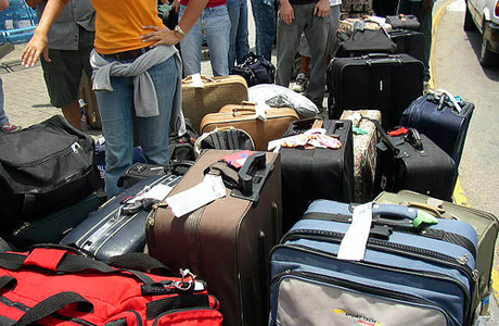 It's that time of year again - time to pack up and head away for the holiday season. (Photo: Creative Commons via I Love DC)