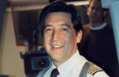 Captain Richard Chan