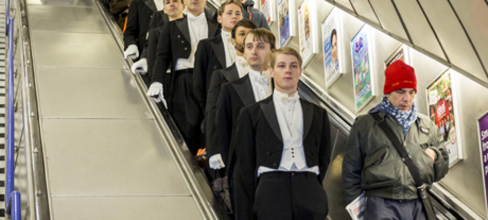 'Downton Abbey' DVD Launch, London, Britain – 13 Nov 2013
