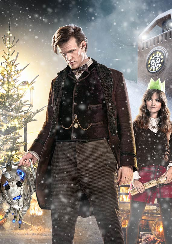 Doctor-Who-Christmas-Special-2013-poster-art-portrait
