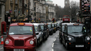 London taxis are best in the world
