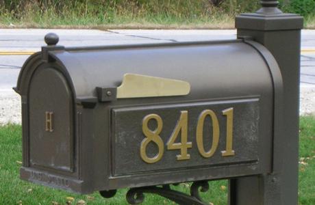 (Mailbox Modern)