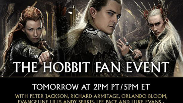 The Hobbit Fan Event