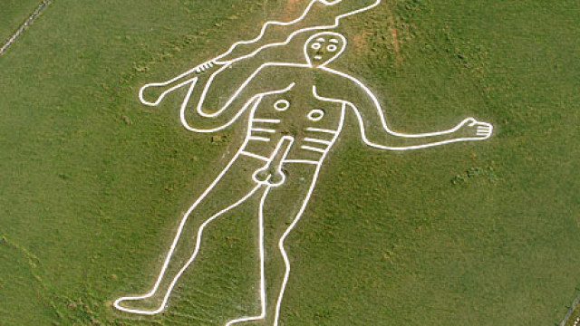 The Cerne Abbas Giant