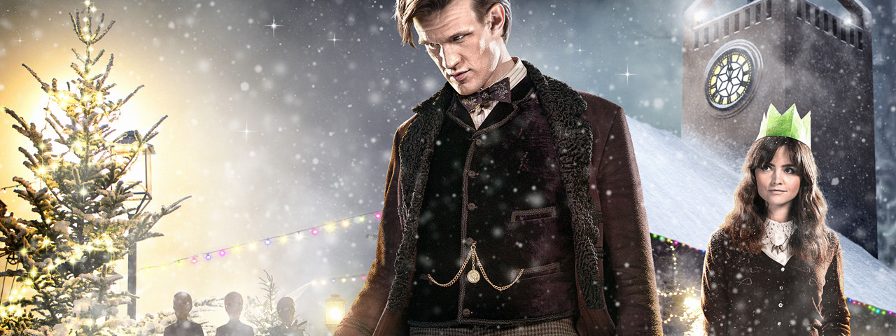 Doctor Who Christmas Special 2013.Christmas Specials Doctor Who Bbc America