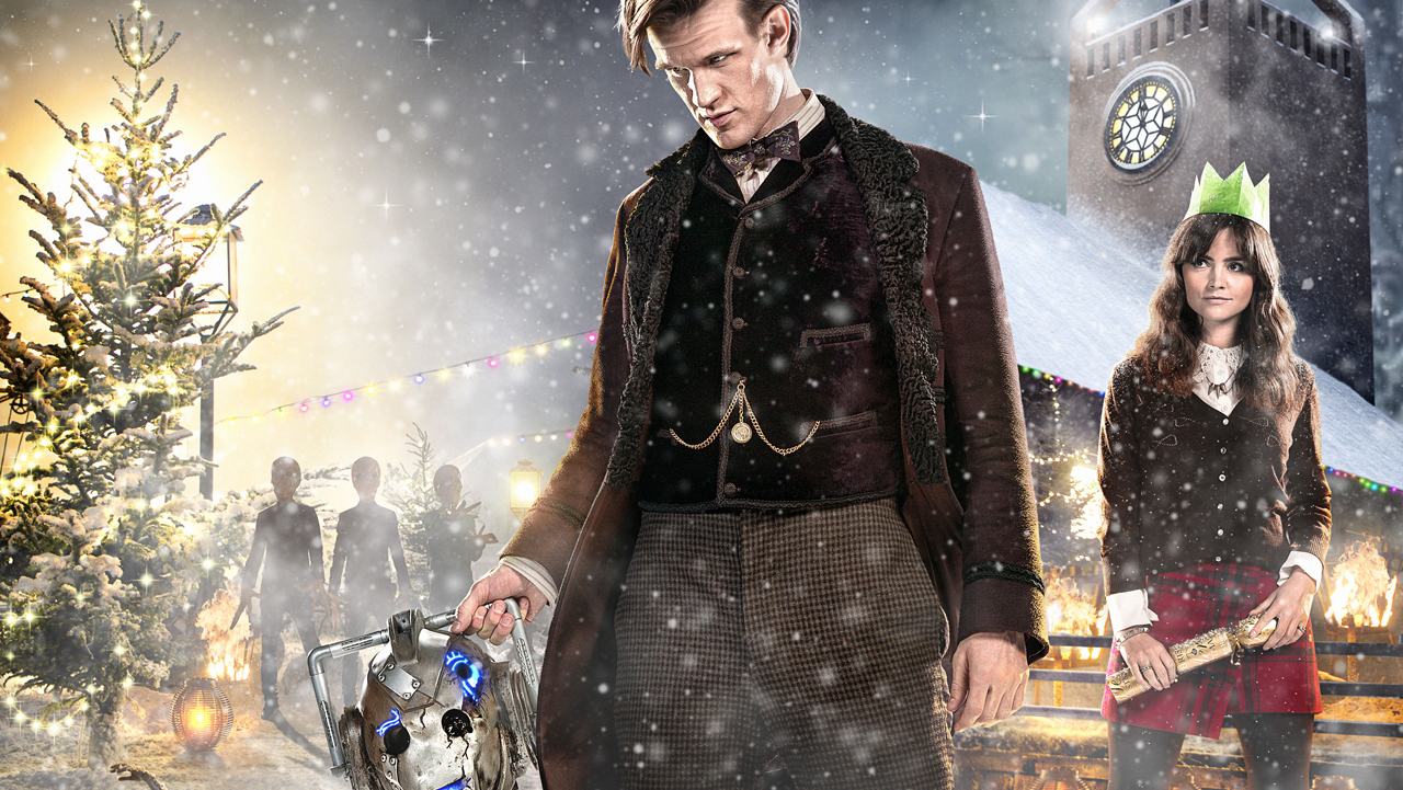 Doctor Who Christmas Special.Christmas Specials Doctor Who Bbc America