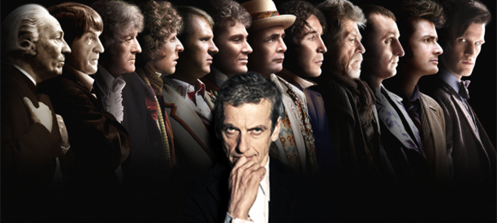 The Thirteen Doctors