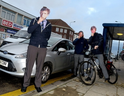 Copying 'Top Gear' (Grimsby Telegraph)
