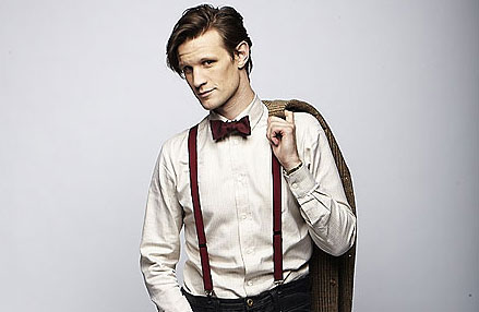 Matt Smith: the Doctor