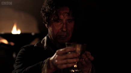 Paul McGann in 'The Night of the Doctor'