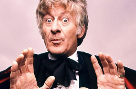 The Third Doctor (Jon Pertwee)