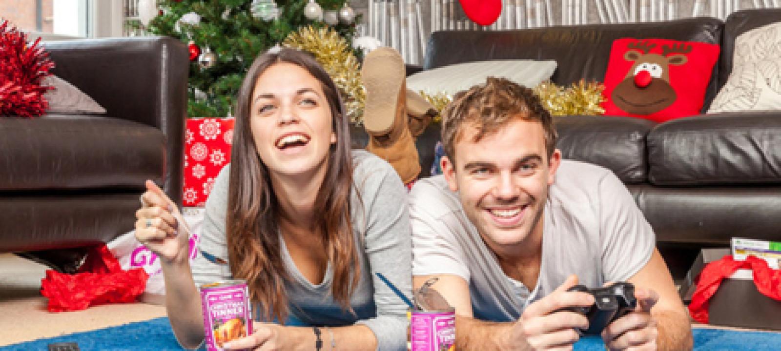 Christmas Tinner.A Traditional English Christmas In A Can Anglophenia Bbc