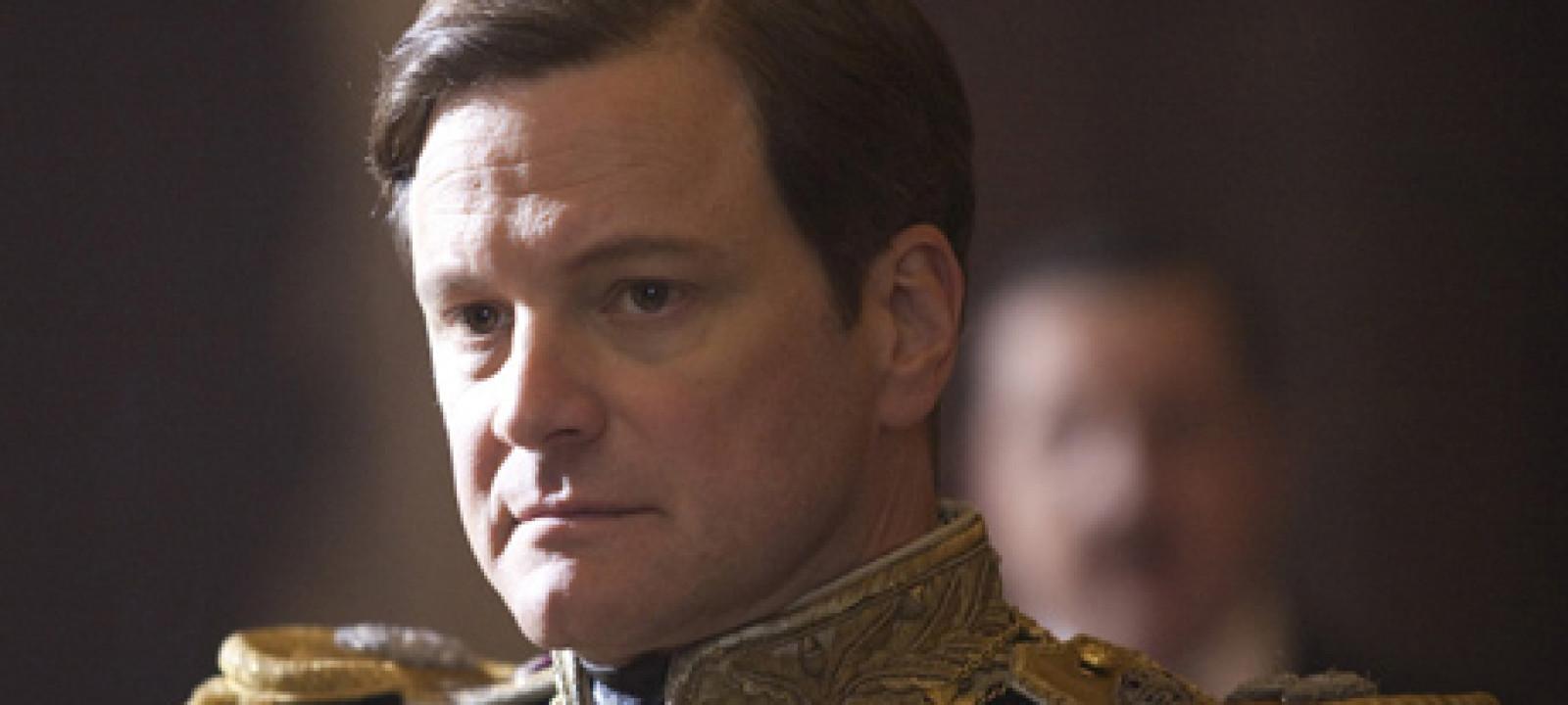 Colin Firth, Stiff Upper Lip