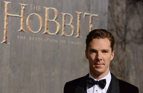 More Benedict, less signage please. (Jordan Strauss/Invision/AP)