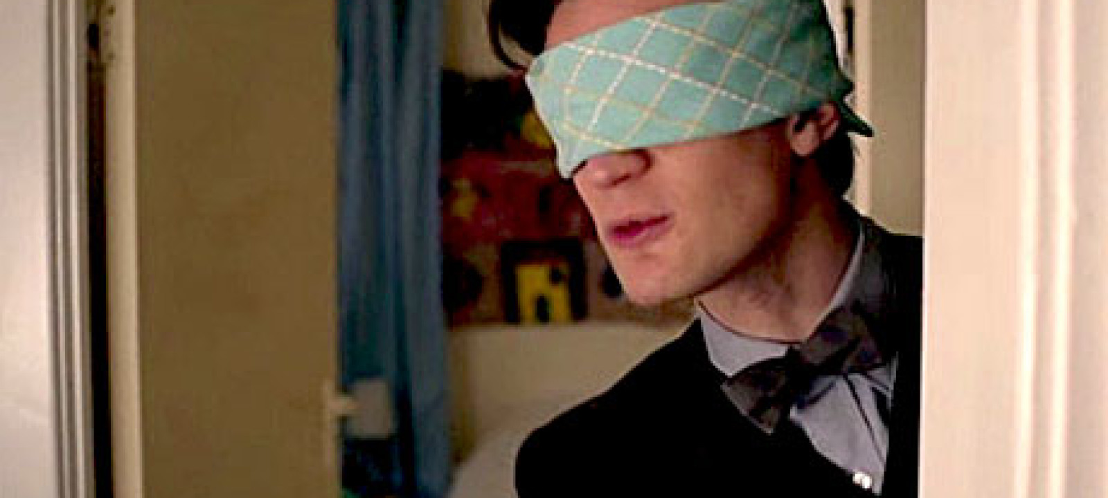 Doctor Who – blindfold