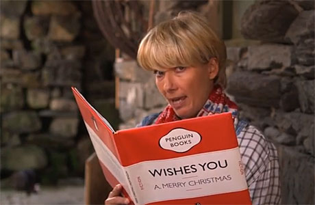 Emma Thompson (that's not a real book)