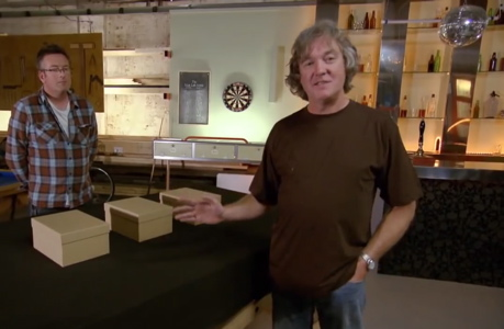 James May...or may not. (BBC)