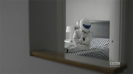A screenshot from the new 'Top Gear' Season 21 teaser. (Photo via BBC AMERICA)