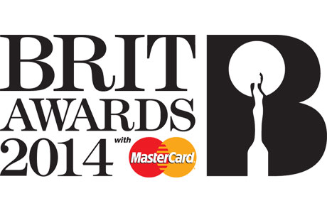 The new Brit Awards logo, as designed by Philip Treacy