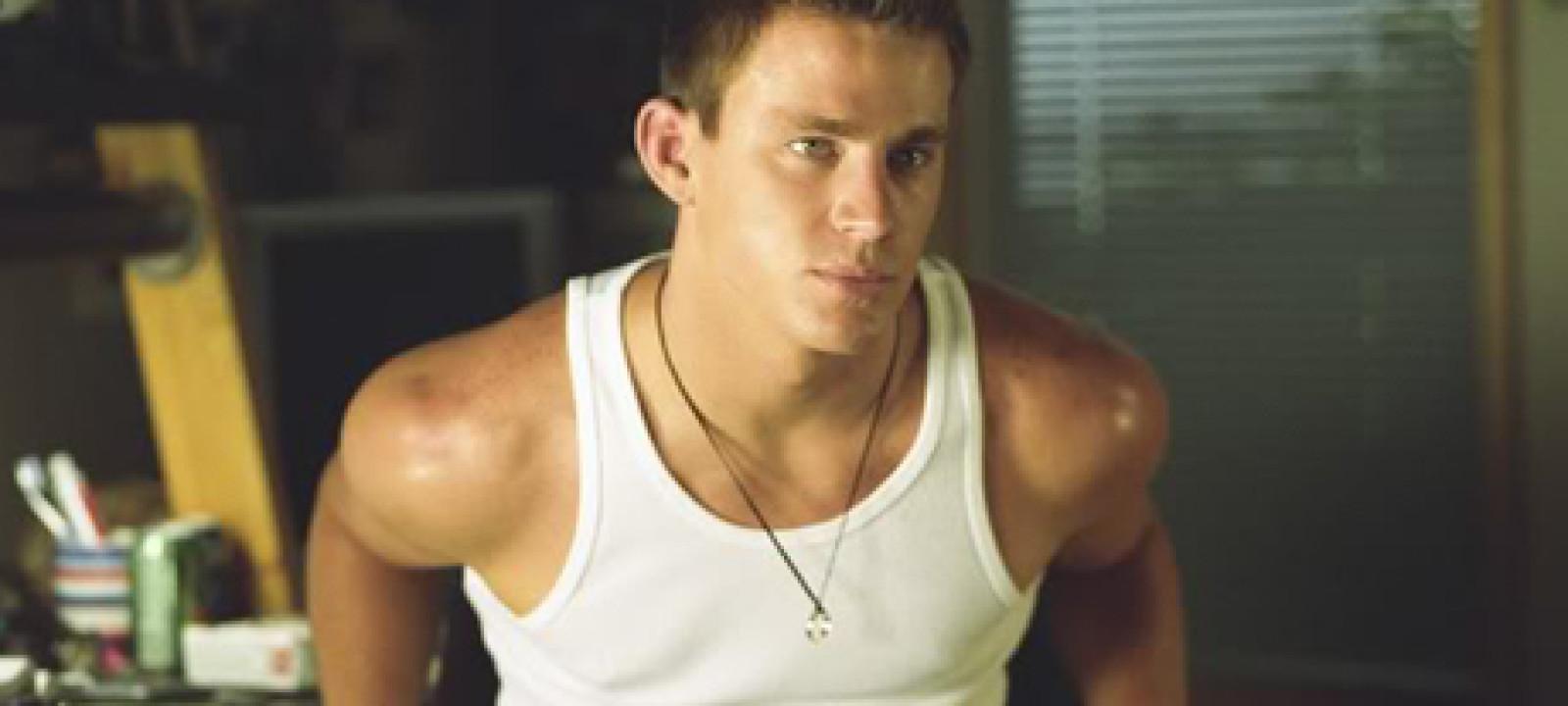 Channing Tatum, Wife Beater