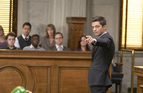 Dominic Cooper is convincing as an up-and-coming prosecutor in Reasonable Doubt. (XX)