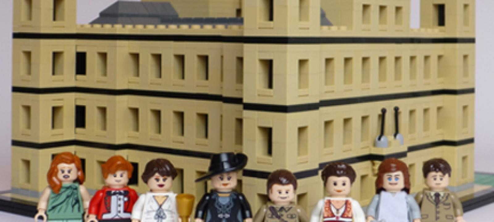 Downton Abbey, Lego