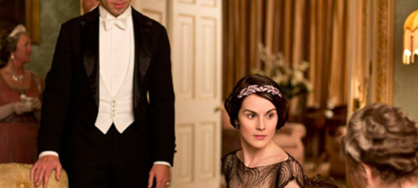 Downton Abbey, Season Four