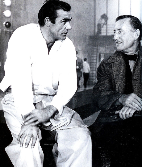 Ian Fleming, Connery, WIKI