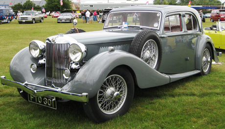 MG cars were founded in 1924. (Wiki)
