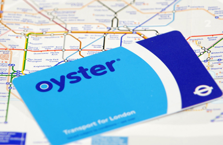 The card was publicly launched on June 30 2003, transforming the way travellers paid to get around the capital. Around 60 million cards have been issued since then and more than 85% of all rail and bus travel in London is paid for using an Oyster card. (Dominic Lipinski/Press Association via AP Images)