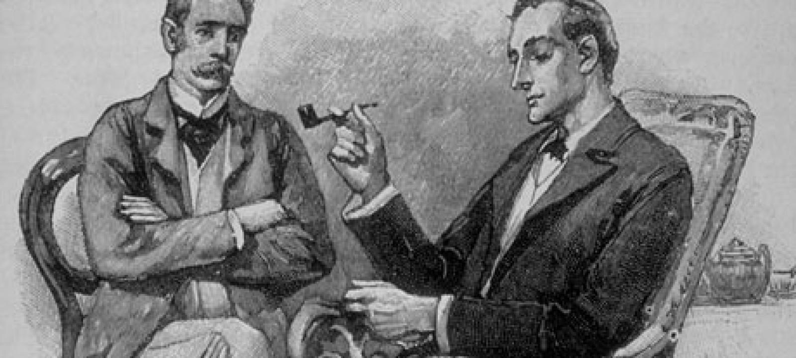 Arthur Conan Doyle's Sherlock Holmes is Public Domain in ...