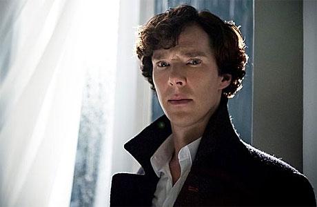 Benedict Cumberbatch in 'Sherlock'