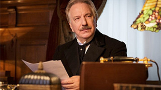 Alan Rickman in 'A Promise'