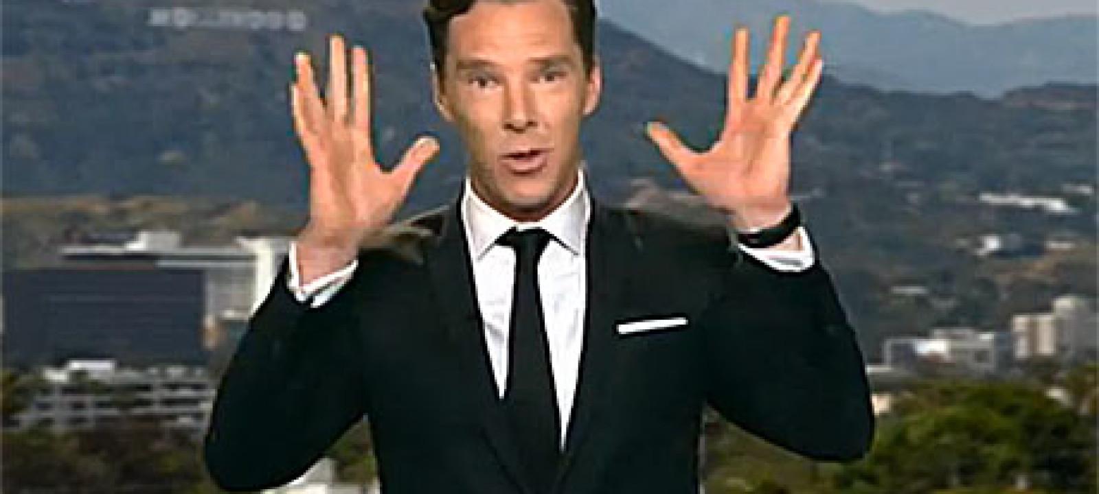 Benedict Cumberbatch – NTA Awards