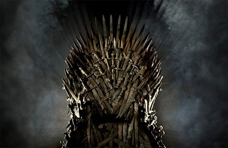 The Game of Thrones Throne