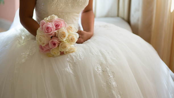 The wedding bouquet. (Photo: Fotolia)